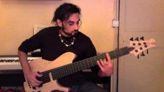 Download Sergio Di Finizio - Bajo Flamenco (Fandangos de Huelva, Chicuelo) Video