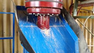 Download pellettatrice anulare artigianale 400kg/h Video