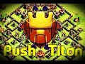 Download Town Hall 9 Best TROPHY Pushing/HYBRID Base (TH9 TROLL MASTER BASE) 2017 + Defense Replays Video