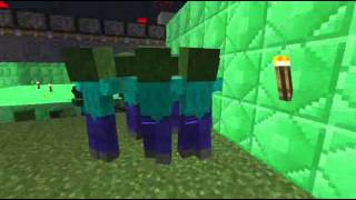 Download Minecraft | Burhan vs Zombies Video