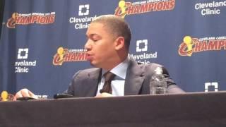 Download Tyronn Lue on Cavaliers win vs. Charlotte Video