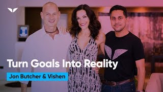 Download The Mysterious Ways Your Well-Crafted Goals Become Reality | Vishen Lakhiani Video