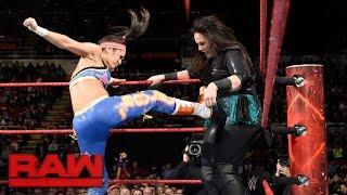 Sasha Banks vs  Nia Jax: WWE Fastlane 2017 (WWE Network Exclusive