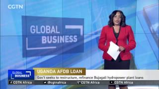 Download Ugandan government seeks to restructure, refinance Bujagali hydropower plant loans Video
