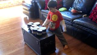 Download Toddler Lil Sonny Jammin Video