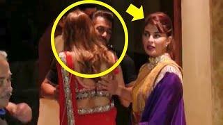 Download Salman Khan HUGS Hot Woman & Ignores Jacqueline Fernandez At Sanjay Dutt's Diwali Party 2017 Video