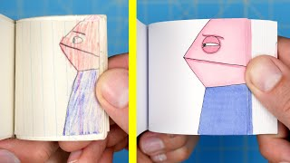 Download Remaking My First Flipbook 30 YEARS LATER Video