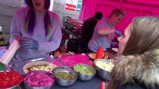 Download BBQ Pulled Jackfruit Tacos, Burritos and Cheeze Fries: Vegan Mexican Street Food by Club Mexicana. Video