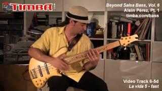 Download Beyond Salsa Bass (Vol.6) - Alain Pérez - Timba Bass Method - Bajo Cubano Video