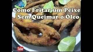Download 🍲Como Fritar um Peixe Sem Queimar o Óleo com Déby & Ian🍲 Video