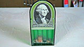 Download Vintage Coin Bank Sorter Video