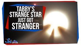Download Tabby's Strange Star Just Got Stranger Video