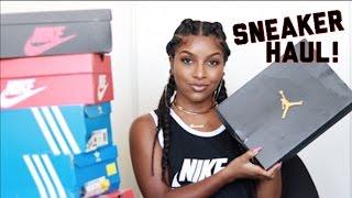 Download HUGE Sneaker Haul! NIKE, ADIDAS Video