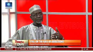 Download Shekarau Says Selfish Tendencies Behind Gale Of Defections, Explains Why Pt.2|Sunrise Daily| Video