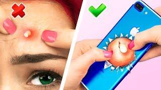 Download 19 Brilliant Phone Hacks Video
