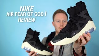 Download Nike Air Fear of God 1 Review & On Feet Video