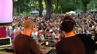 Download Loco Dice B2B Marco Carola - 10 Minutes GREENFIELDS Munich Video