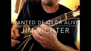 Download Wanted Dead or Alive (Bon Jovi): Jim Richter, mandolin Video