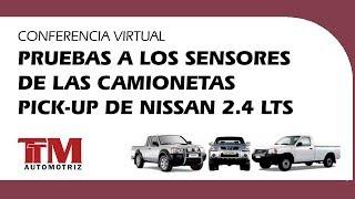 Download Pruebas a los sensores de las camionetas Pick up de Nissan Video