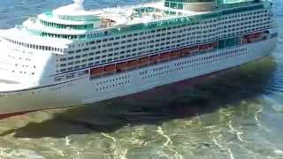 Download RC boat / cruise ship voyager of the seas Video