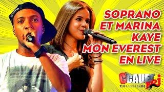Download Soprano FT. Marina Kaye - Mon Everest - Live - C'Cauet sur NRJ Video