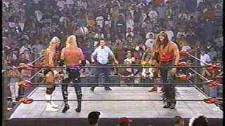Download The Outsiders vs. Lex Luger & DDP [1of2] - WCW Monday Nitro 8/18/97 (HQ) Video