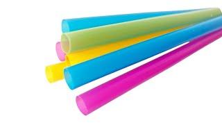 Download Renkli pipetlerle kapı süsü nasıl yapılır? Süper Şeyler DIY Projeleri  Kendin Yap Can Video
