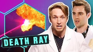 Download CREATING A SOLAR DEATH RAY! (Smosh Lab) Video