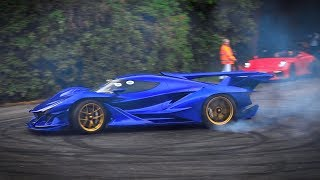 Download The BEST & WORST Supercar PowerSlides! Goodwood FOS 2019 Video