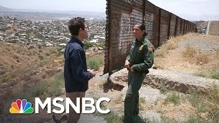 Download Fence Not Needed At Parts Of Mexico Border   MSNBC Video