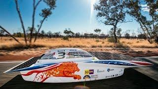 Download Nuna8 wins World Solar Challenge 2015 Video