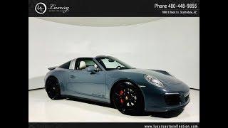 Download #2018 | 2017 Porsche 911 4S Targa | For Sale Scottsdale, AZ Video