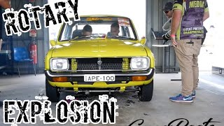 Download Mazda Rotary Explodes!!!!! GrassRoots Garage Video