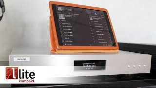 Download Video-Review: Melco N1A Display Video