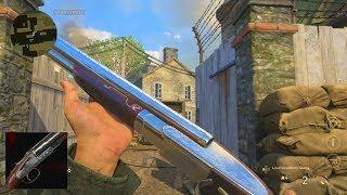 Download HEROIC SAWED OFF SHOTGUN DOMINO II CALL OF DUTY WW2 Video