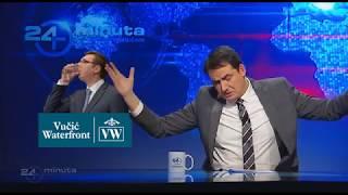 Download Da li ste znali da predsednik Vučić plati svaku flašicu vode koju popije? Video