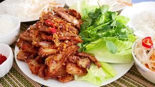 Download Ba Rọi chiên Sả Ớt - Cách làm thịt Ba rọi chiên giòn sốt Sả ớt by Vanh Khuyen Video
