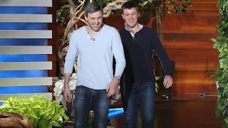 Download Ellen Meets Two Inspiring Blind Brothers Video