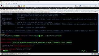 Download WLS Interview - How to configure Heap / Memory size in WLS Video