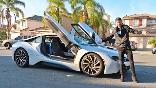 Download I STOLE HIS BMW i8! Video