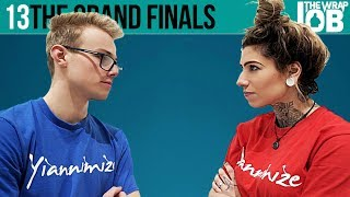 Download The Finals - BECKY vs THOMAS - The Wrap Job ep13 Video