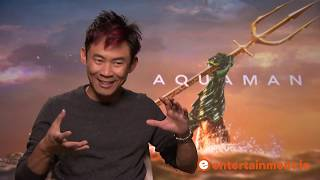 Download James Wan talks Aquaman and why there won't be an extended cut Video
