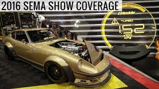 Download 2016 SEMA Show Coverage - All The Top New Parts & The Coolest Cars Video