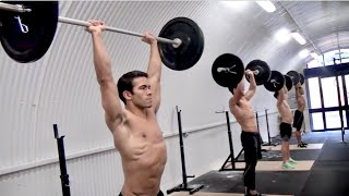 Download CROSSFIT 'TOTAL BODY WORKOUT' Part 2 Video