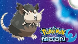 Download Pokemon: Moon - Chubby Raticate - Totom Pokemon Video