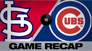 Download Molina, DeJong power Cardinals past Cubs | Cardinals-Cubs Game Highlights 9/21/19 Video
