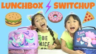Download LUNCHBOX SWITCH UP CHALLENGE Video