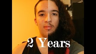 Download Two Year Hair Growth Time Lapse Video