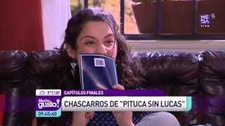 Download Chascarros Pituca Sin Lucas - Mucho Gusto Video