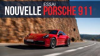 Download Essai Porsche 911 Type 992 (2019) Video